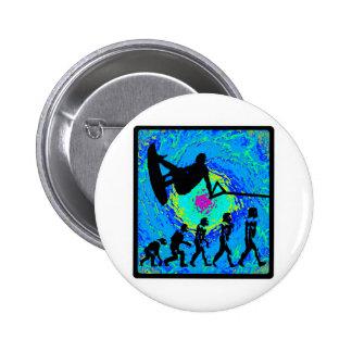 Colores de desarrollo de Wakeboard Pin Redondo 5 Cm