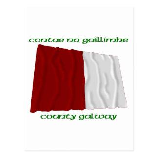 Colores de Galway del condado Postal