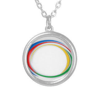 Colores de Google Collar Plateado