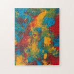 Colores de Kari Sutyla Rompecabeza