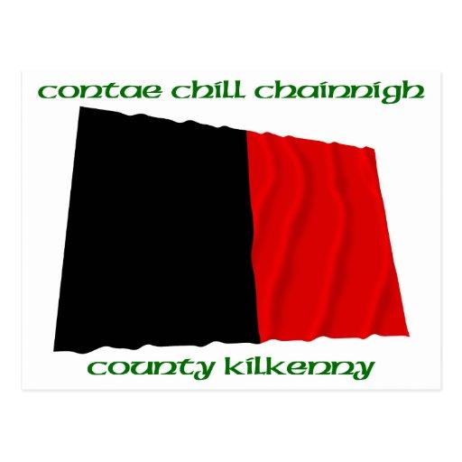 Colores de Kilkenny del condado Tarjetas Postales