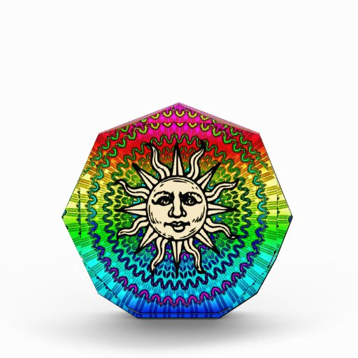 Colores de la alegría de Sun