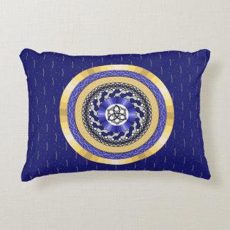 Colores de la almohada del acento de los Años Cojín Decorativo