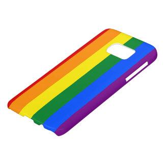 COLORES DE LA BANDERA DEL ARCO IRIS + sus ideas Fundas Samsung Galaxy S7