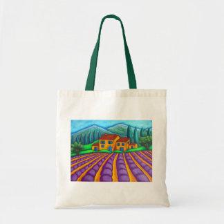 Colores de la bolsa de asas de Provence de Lisa Lo
