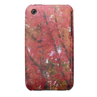 Colores de la caída en Napa, California Case-Mate iPhone 3 Fundas