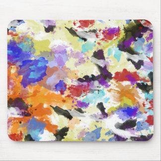 Colores de la caída tapete de ratón