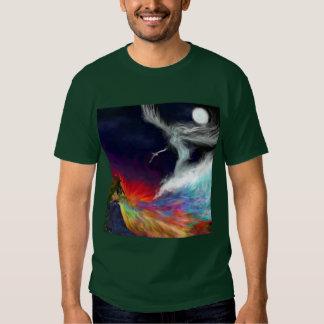 Colores de la camisa de la imaginación