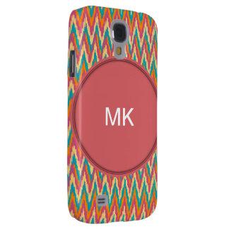 colores de la especia del diseño del zigzag del iK