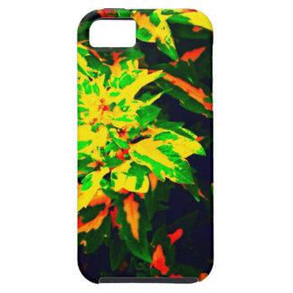 Colores de la hiedra iPhone 5 Case-Mate protectores