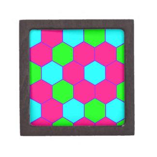 Colores de la primavera cajas de joyas de calidad