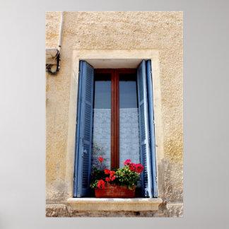 Colores de la Provence Posters