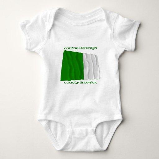 Colores de la quintilla del condado body para bebé
