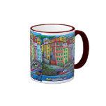 Colores de la taza de RioMaggiore Coffe