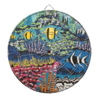 Colores de los pescados de Tripical