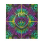 Colores de mi corazón blocs de papel