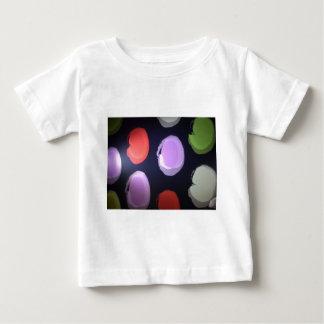 Colores de mi vida polkadot.JPG grande Playera Para Bebé