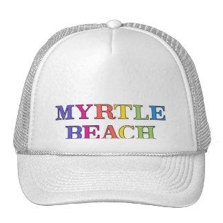 Colores de Myrtle Beach
