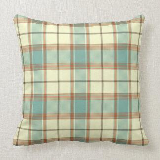 Colores de relajación almohadas