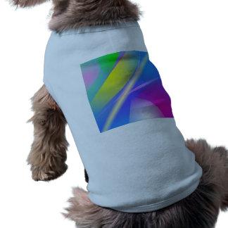 Colores de restauración camisa de mascota