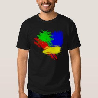 Colores de Techno Polera