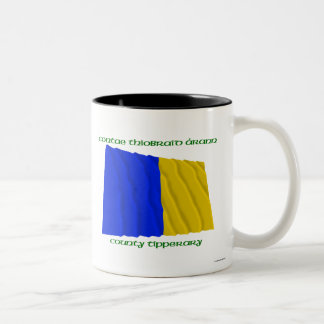 Colores de Tipperary del condado Taza De Café