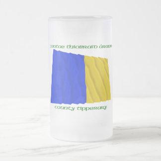 Colores de Tipperary del condado Tazas De Café