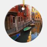 Colores de Venecia, Italia Ornamento De Reyes Magos