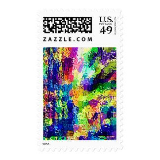 Colores del arco iris - terapia V21 de la alta Sellos