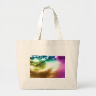 Colores del chapoteo bolsas de mano