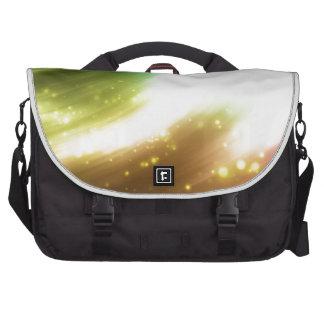 Colores del chapoteo bolsas para portátil