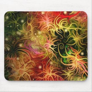 Colores del cojín de ratón tapete de ratones