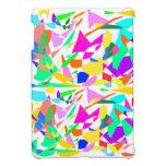 Colores del confeti iPad mini carcasas