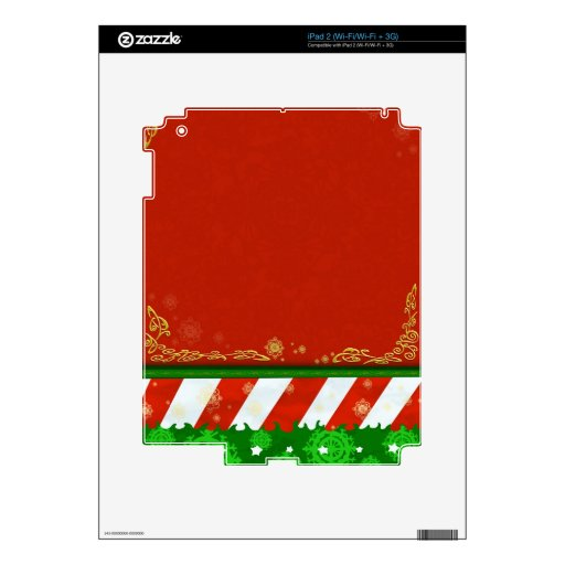 Colores del día de fiesta skins para eliPad 2