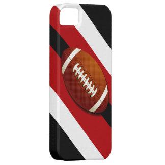 Colores del equipo de fútbol iPhone 5 carcasa