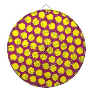 Colores del estallido de los círculos
