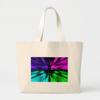 Colores del extracto cuatro del arte pop Espacio Bolsa De Mano