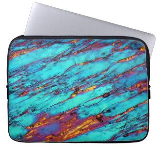 Colores del hielo funda computadora