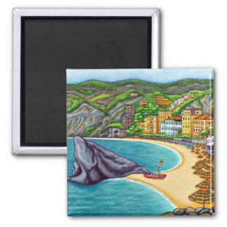 Colores del imán de Monterosso