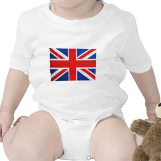 Colores del ladrillo de Inglaterra Camiseta