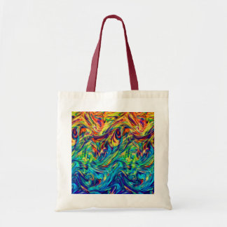Colores del líquido del bolso bolsa tela barata