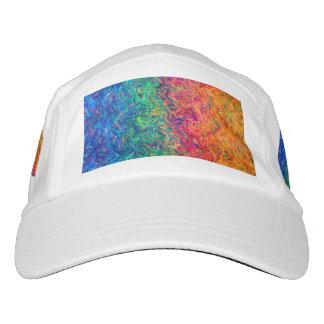 Colores del líquido del gorra del funcionamiento