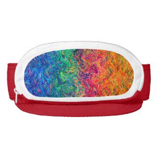 Colores del líquido del visera del Casquillo-Saco