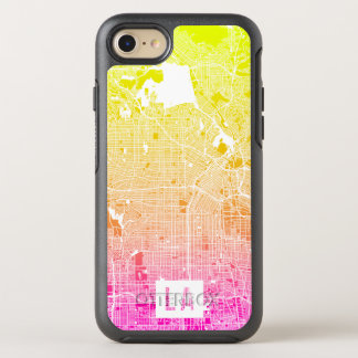 Colores del mapa de Los Ángeles Funda OtterBox Symmetry Para iPhone 7