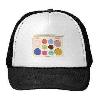 Colores del maquillaje gorro