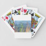 Colores del mar cartas de juego