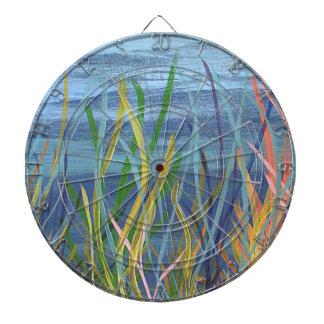 Colores del mar tablero dardos