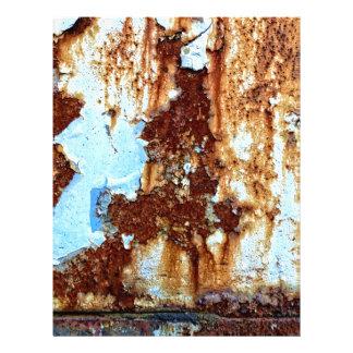 Colores del moho/de ROSTart Plantilla De Membrete