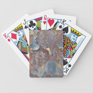Colores del moho/del Rost-Arte Cartas De Juego