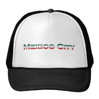 Colores del nacional de Ciudad de México Gorras De Camionero